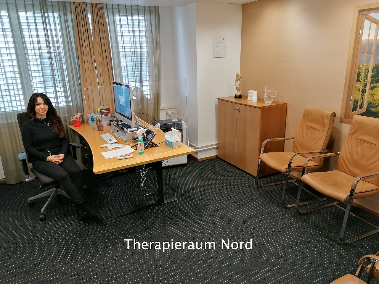 Therapieraum Nord